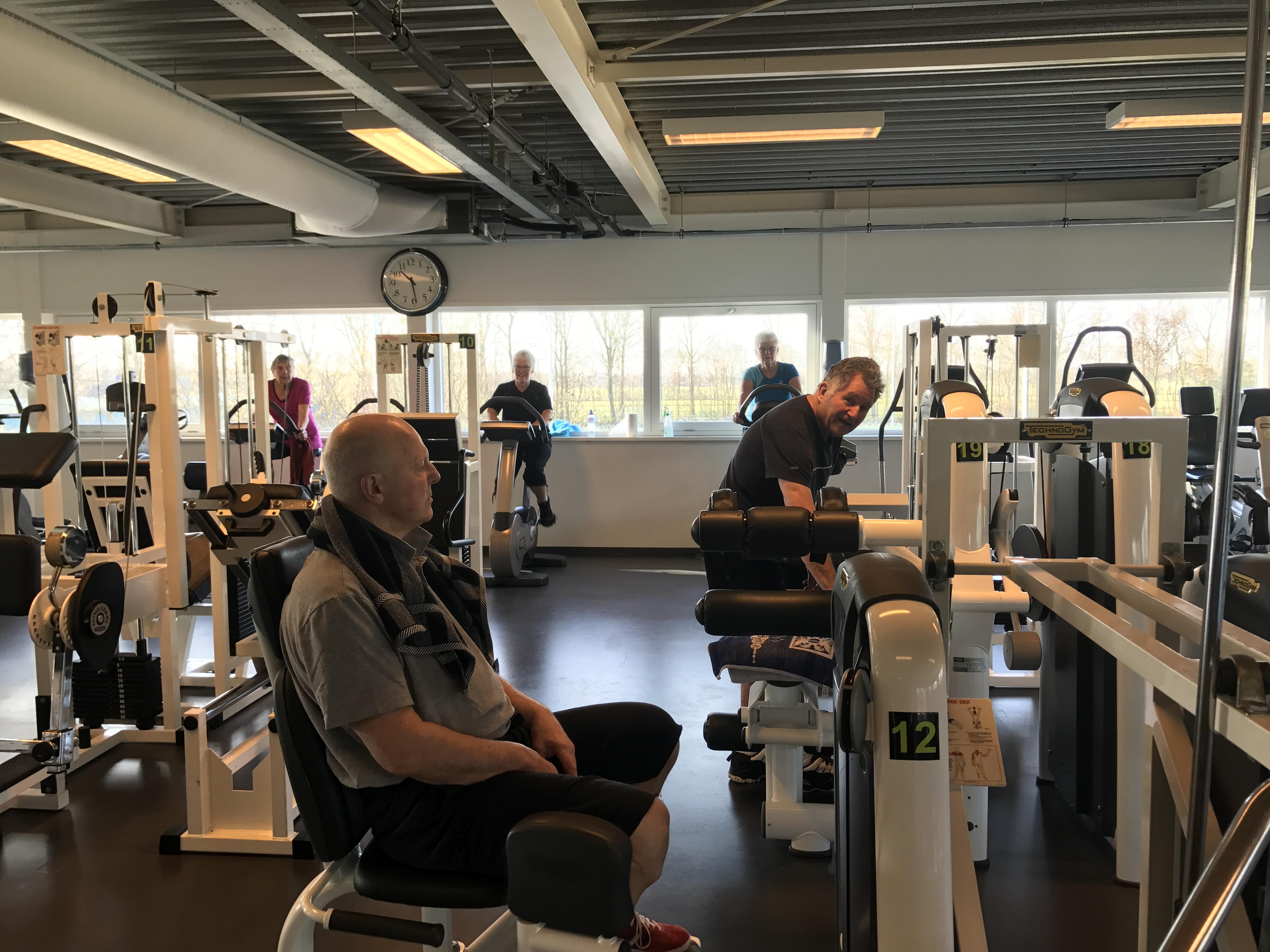 Fitness senioren